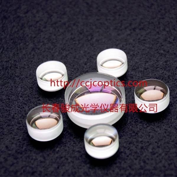 optical glass plano convex lenses