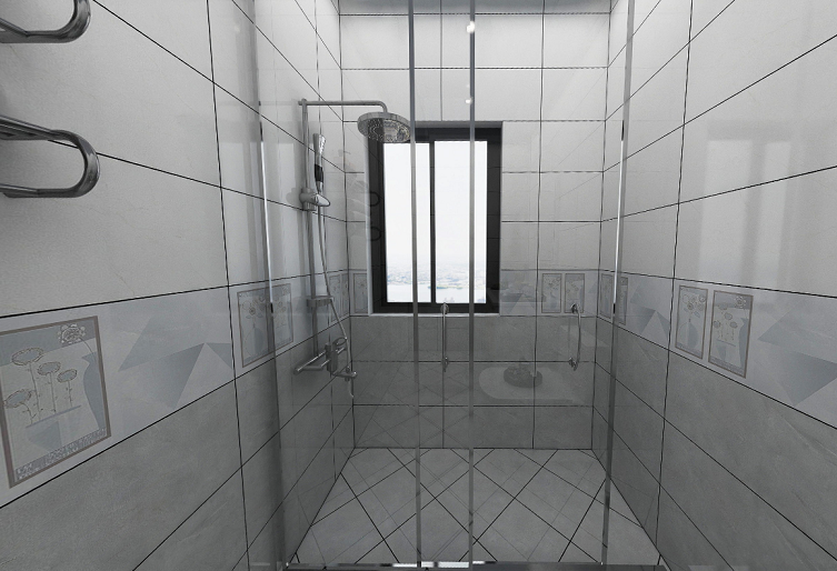 New Design Ceramic Floor Tiles and Wall Tiles Glossy Manufacturer for Home Decoration (300X600mm)