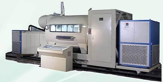 vacuum metallizing machine