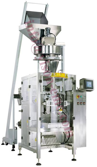 Chinese Packing machine with linear weigher
