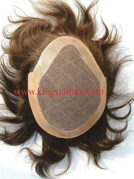 sell indian hair men's toupee