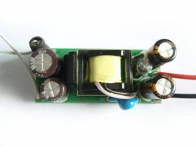 6W-9W LED Bulb/Spot Light Driver
