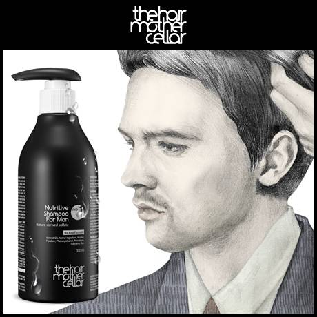 Nutritive Shampoo For Man