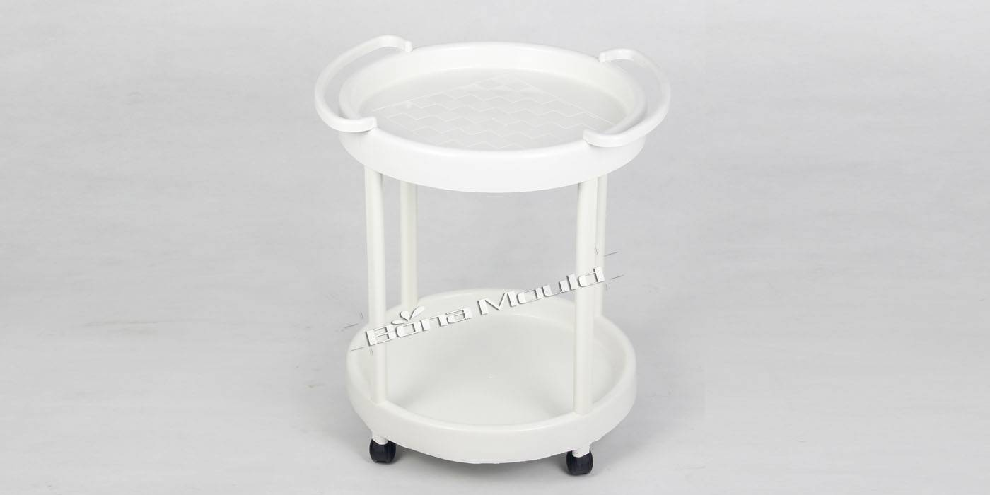 Plastic coffee table mould