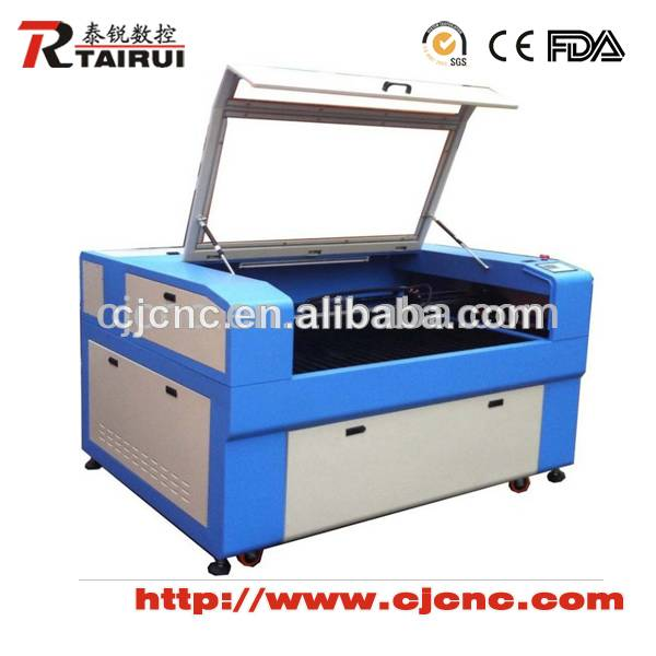 co2 laser cnc cutting machine/co2 laser machine for leather TR1325