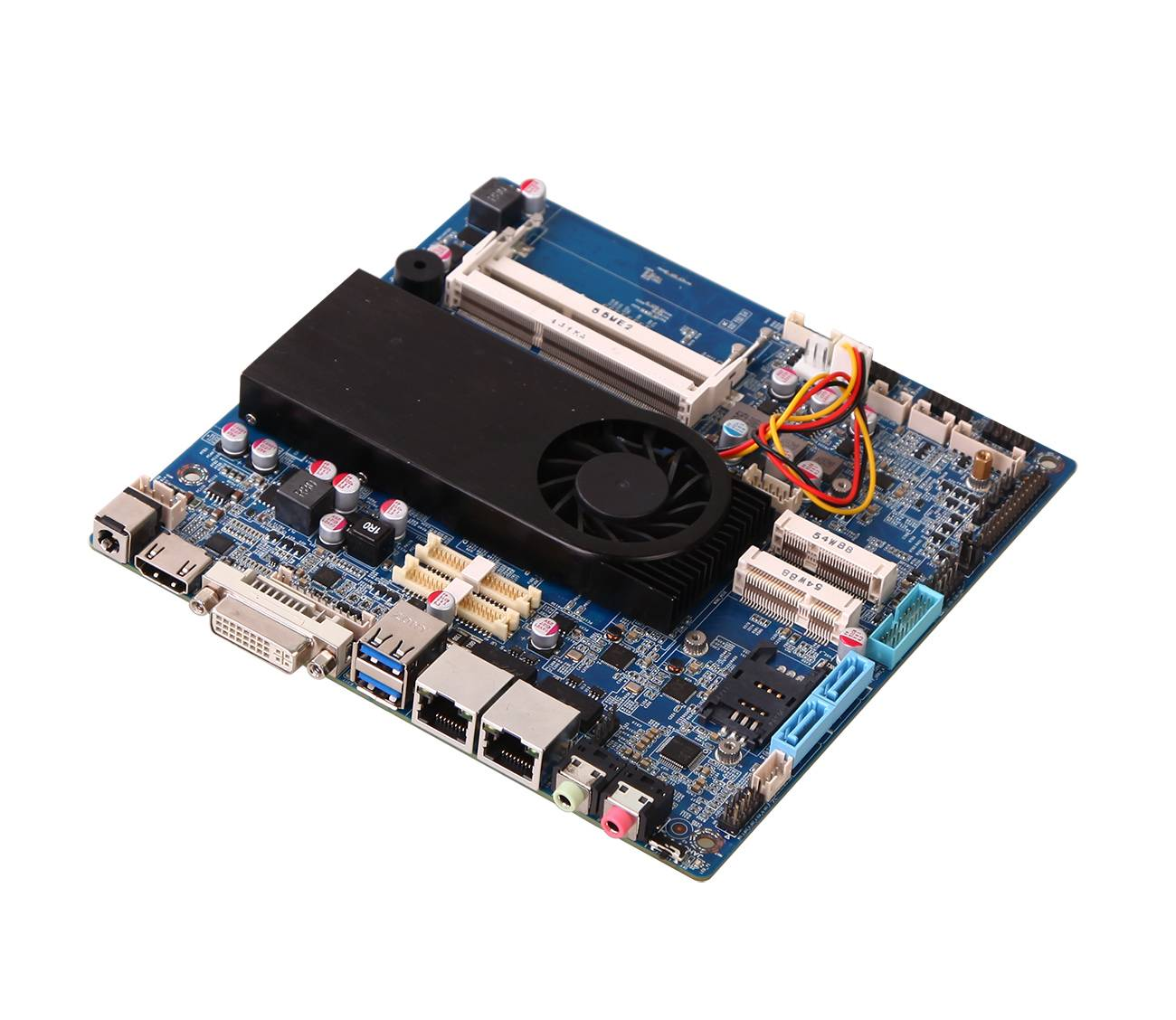 Onboard Intel Core i5-6200U Processor motherboard with technical support MBC010