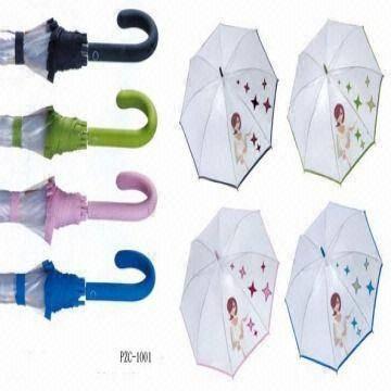sell Transparent Poe Umbrella