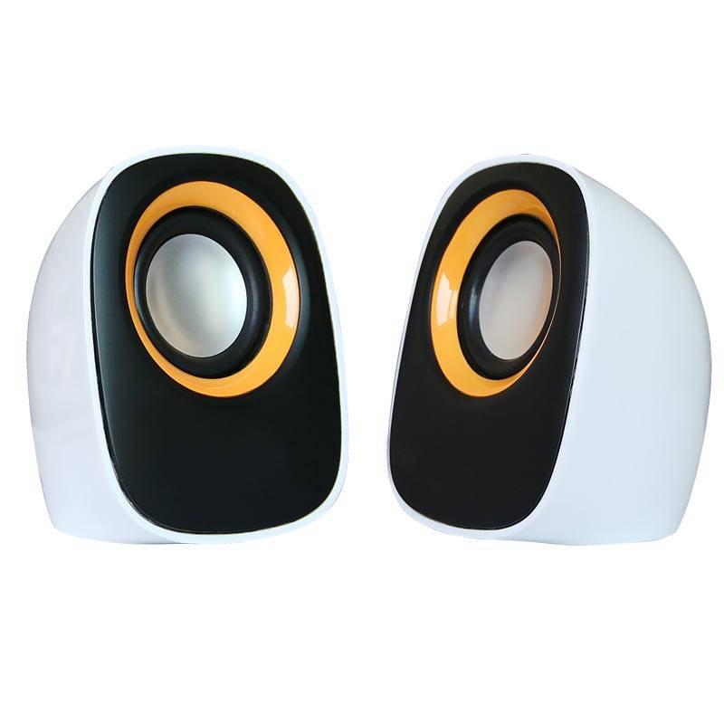 2.0 channel multimedia usb speaker