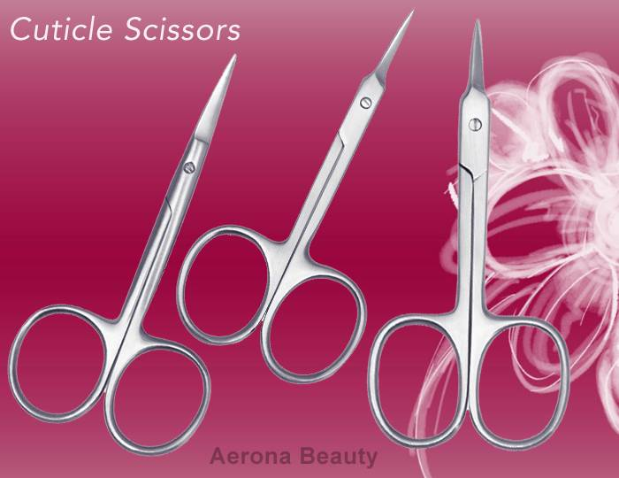Cuticle Scissors-Nail Scissors-Aerona Beauty
