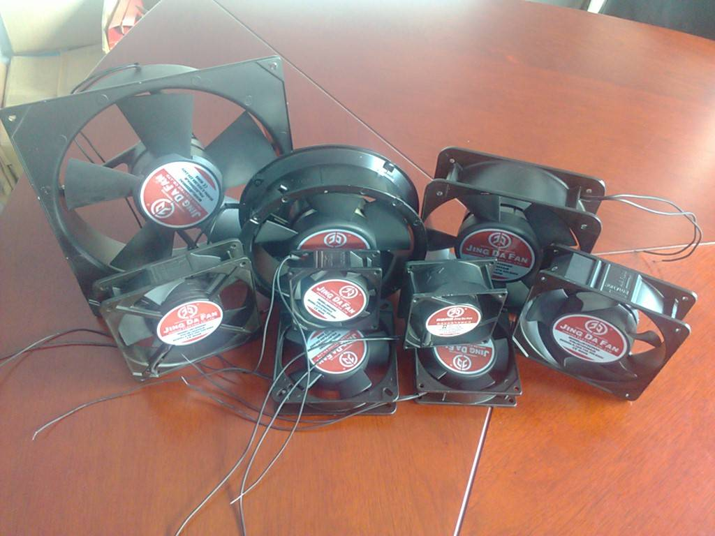 cooling fans for cabinet