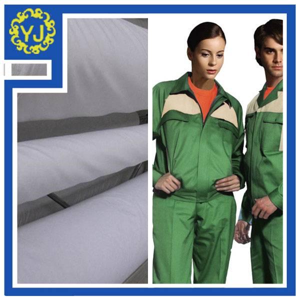 2014 newest china manufacture anti-static fabric for petroleum uniform