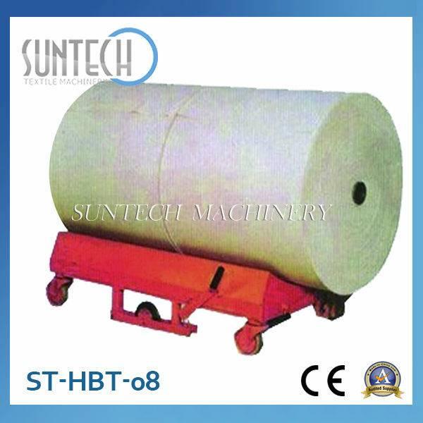Suntech Low Price Hydraulic Batch Trolley