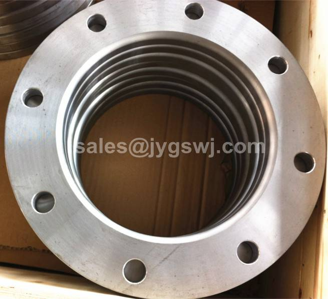 Sell carbon steel plate flanges