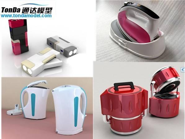 plastic rapid prototype service