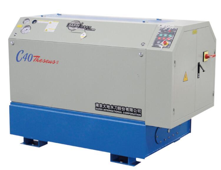 DARDI Stone Cutting Machine, Waterjet Cutting Machine (C40)