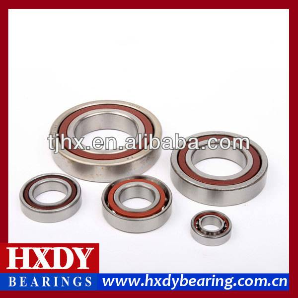 Angular Contact Ball Bearing 3803 for Clutch Bearing