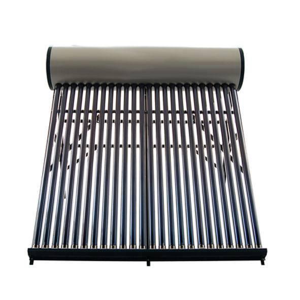 250L nonpressure solar water heater YJ-24DP1.8-P58