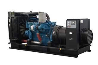 High Power Supply Mtu Diesel Generator Set 1250kva 1000kw Generating Machine Power Plant Fuel Genera