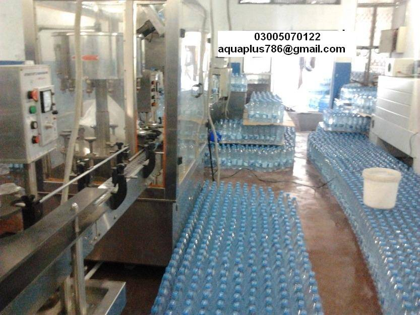 Auto Filling Mineral Water Plant Manufacturer Pakistan 03355070122