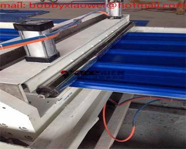 920mm PVC metal sheet roll forming machine