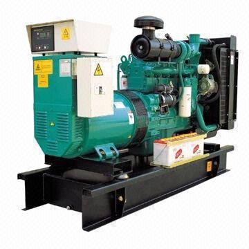 500kw Cummins Diesel Generator Set (GFCK-XZ500C)