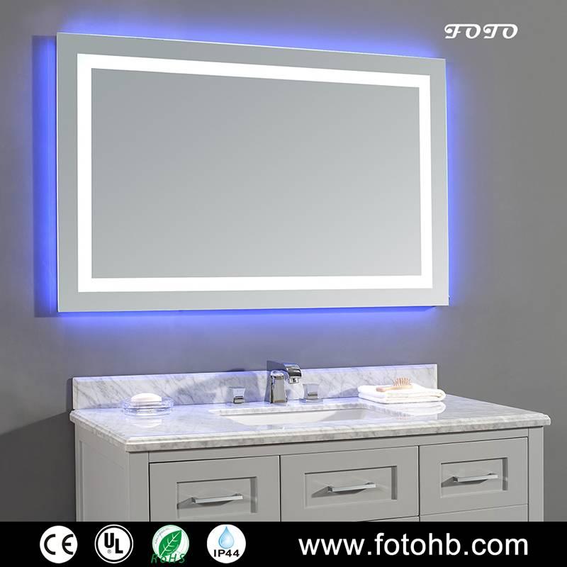 IP44 Waterproof LED Illuminated Mirror