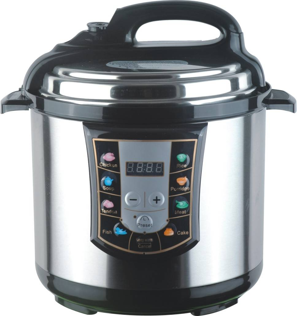 hot sale with high quality electric pressure cooker-4L from China manufacturer