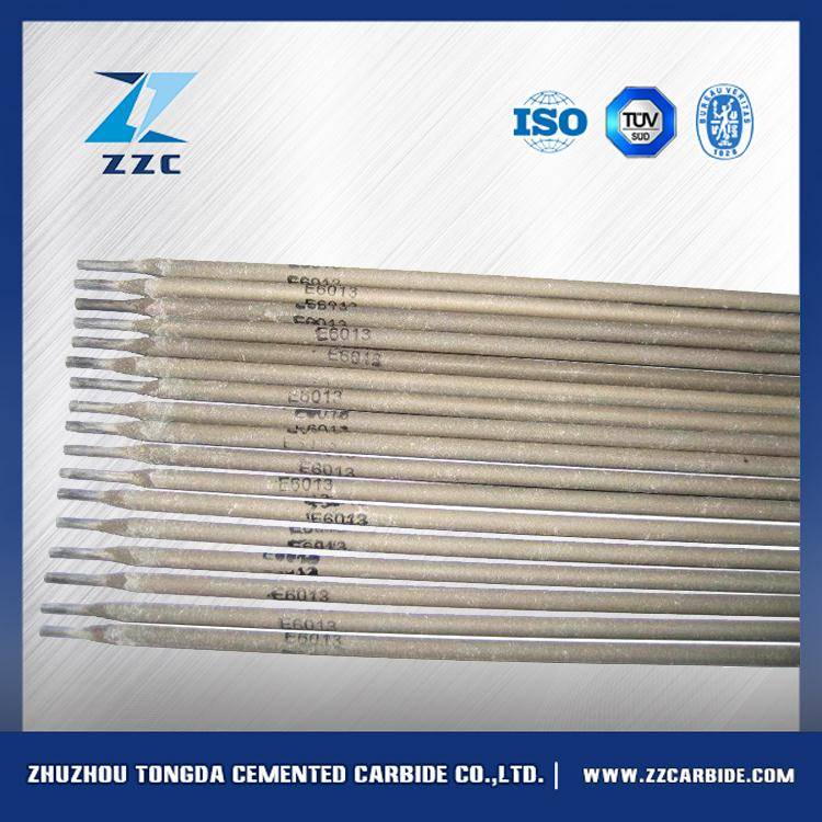 of tungsten carbide electrode made in China
