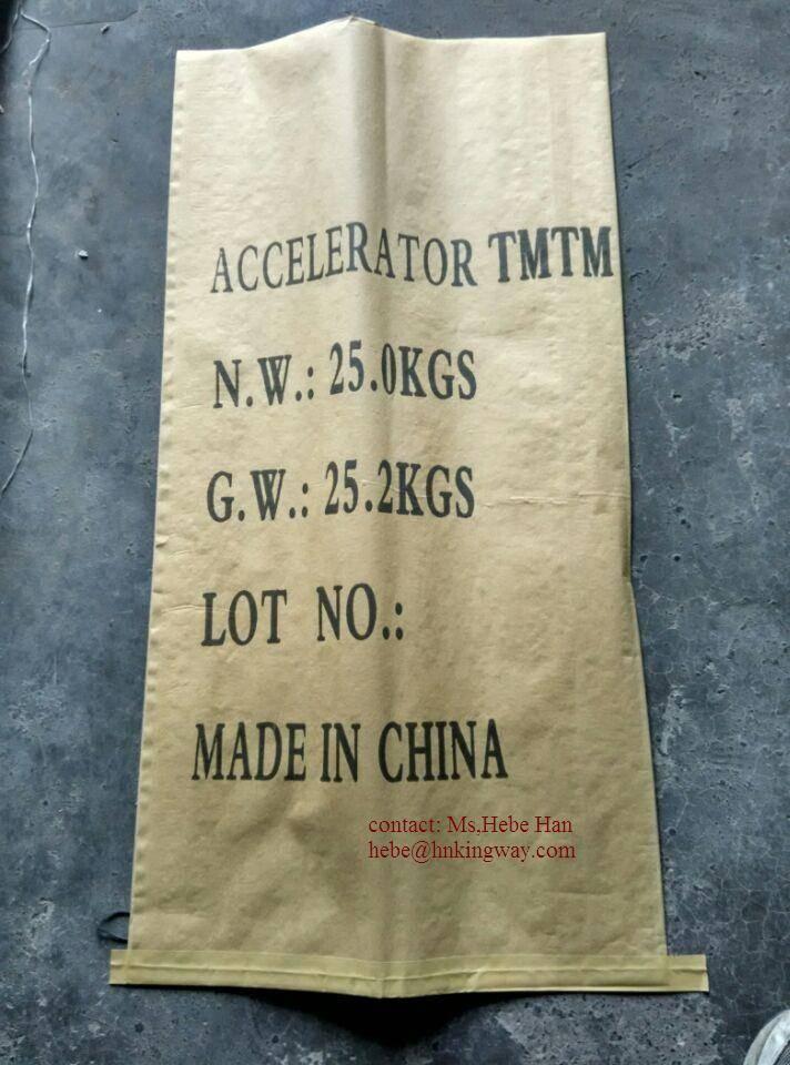 Rubber Accelerator TMTM CAS No.97-74-5