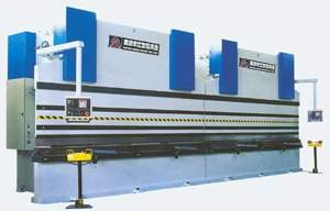 Mechenical shearing machine