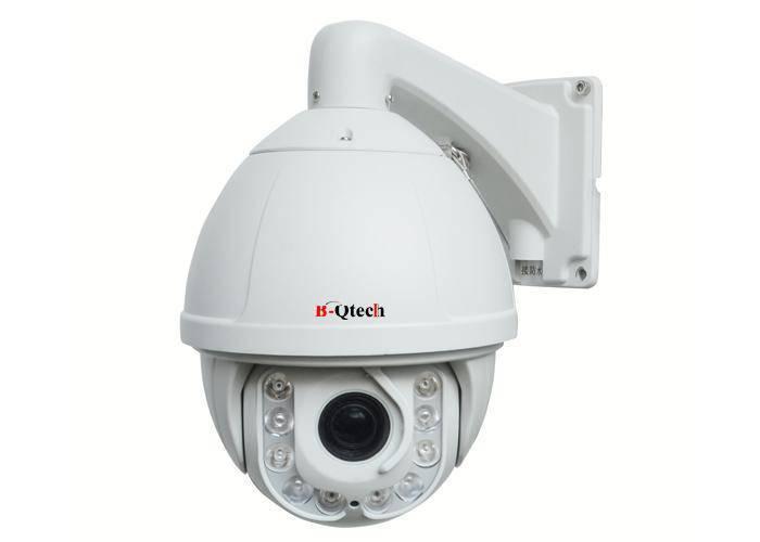 HD 1080P 18X Zoom 2.0MP network CCTV IP camera 150M IR distance Onvif support PTZ camera with wiper