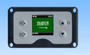 GPS multi channel audio systems