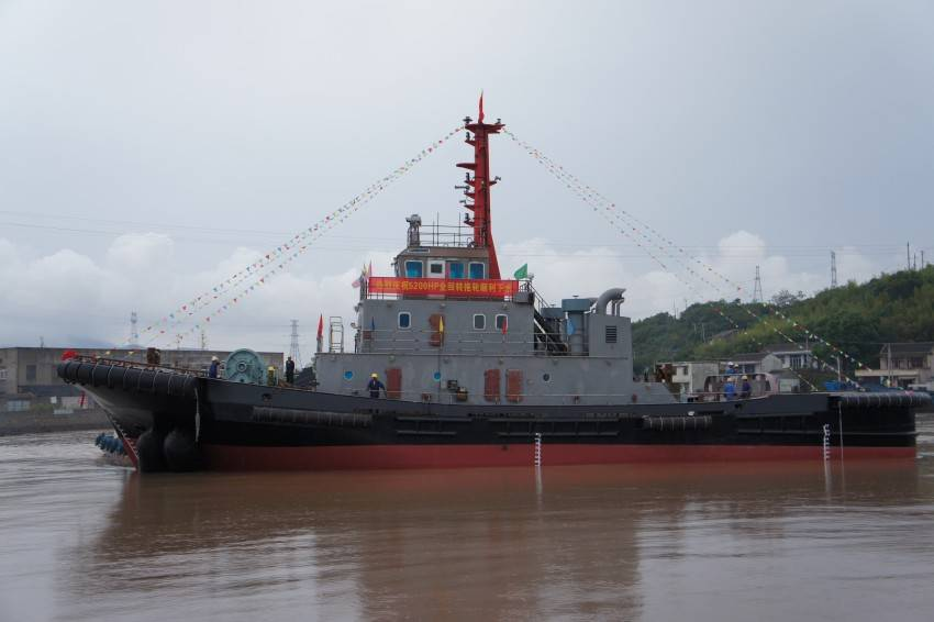 5200ps z-p tugboat for sale