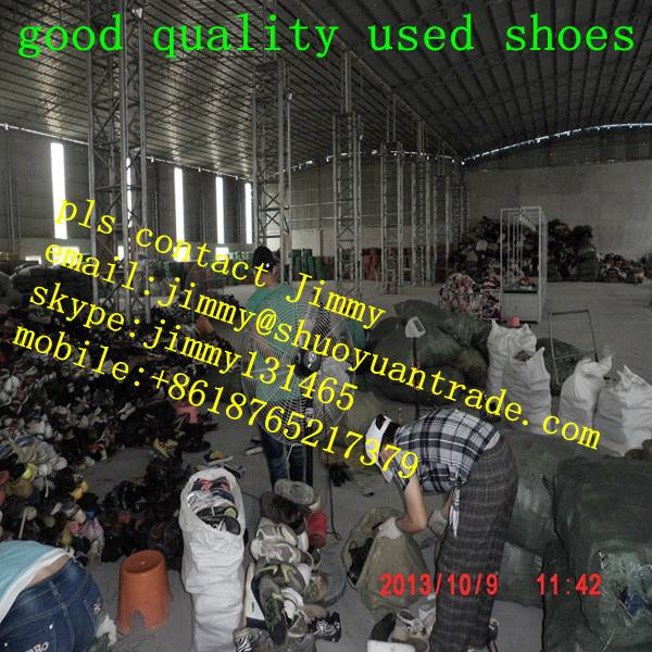 Good quality used shoes for sale