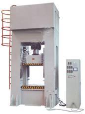 Frame type hydropress series