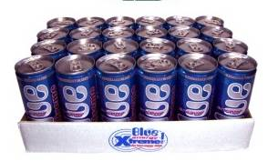 ENERGY DRINKS -  EXTREME ENERGY TO YOUR COSTUMERS