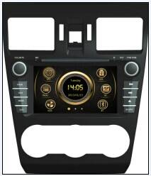 car dvd player for Subaru Forester/Impreza