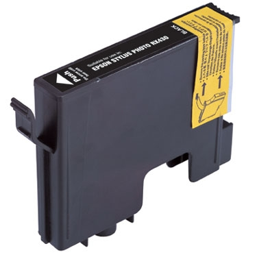 86T Compatible Black Inkjet Cartridge for EPSON Stylus Photo RX430