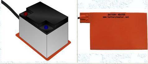 auto battery pad heater