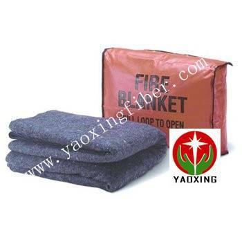 carbon fire blanket