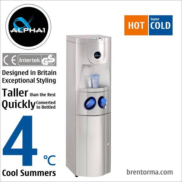 ALPHA 1 Functionality Unsurpassed Innovative Point-Of-Use or POU Water Dispenser