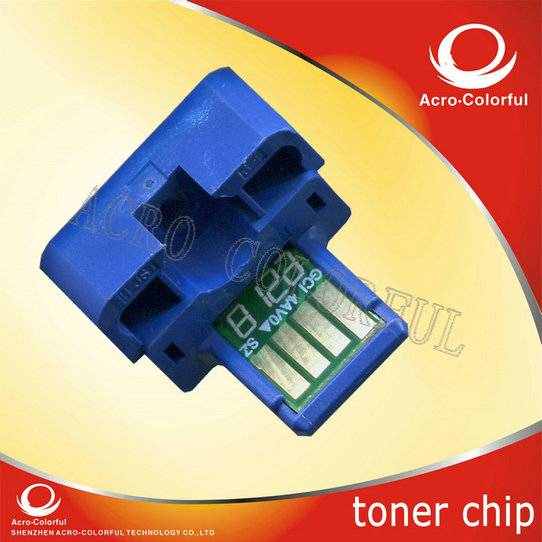 MX-C40/MX-C38/MX-B40 Compatible laser printer reset toner cartridge chips for Sharp series