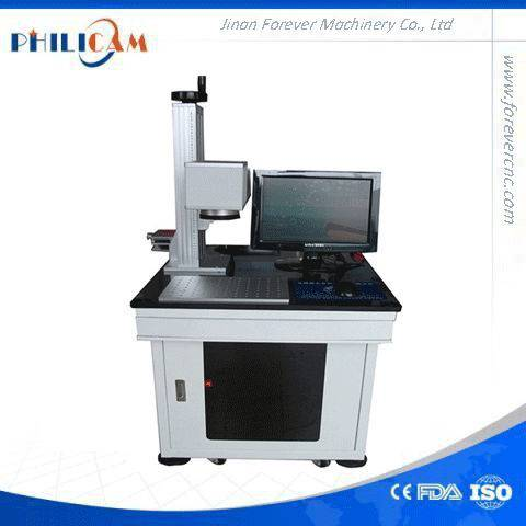 China hot sale fiber laser marking machine for metal