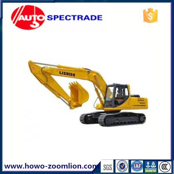 40 ton excavator China Lishide SC400.8 low price