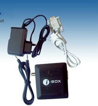 I-box dongle receiver decode the Telefonica(N3) special for South America