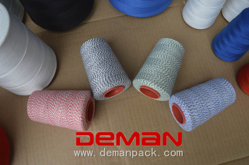 polyester bag sewing closing thread 12/5 manufacturer