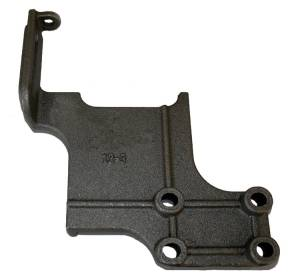 Precision Investment Castings of Chassis Bracket