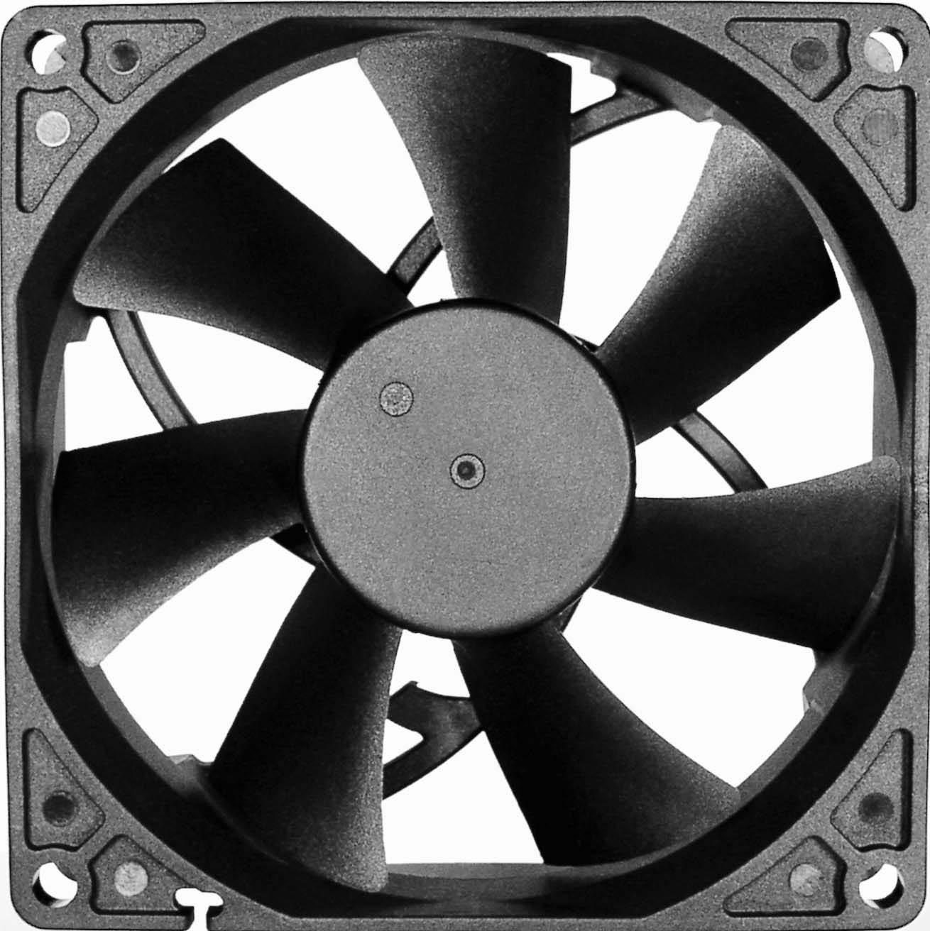Sell power converter fan 929225mm