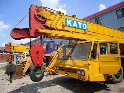 Used KATO 40Tons Truck Crane KATO used truck crane 40ton