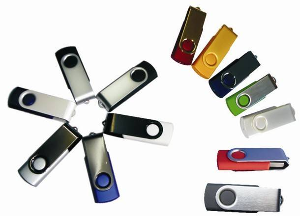 Whirl USB Flash Disk